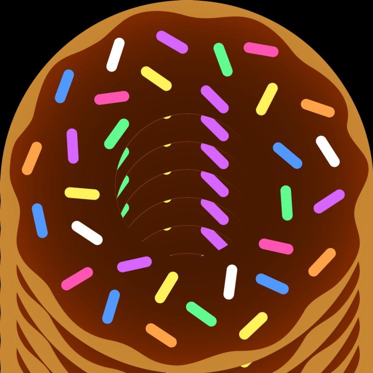 Dunkin Donuts clipart Donut Donut clipartfox Gclipart clipart