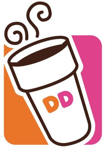Dunkin Donuts clipart #3
