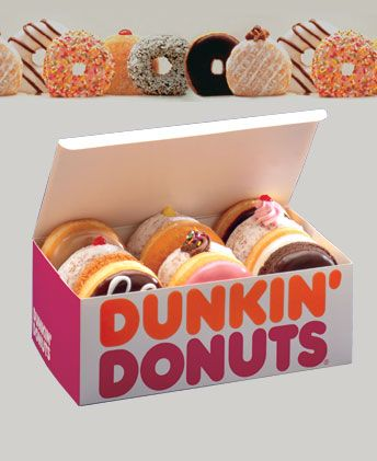 Dunkin Donuts clipart breakfast pastry DDs!!! Love on Bakery Kids