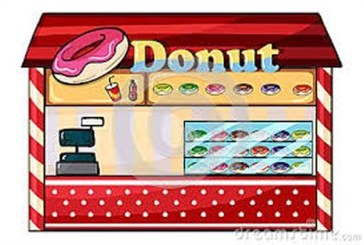 Dunkin Donuts clipart donut shop At Buy Sale Shops Donut