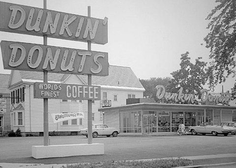 Dunkin Donuts clipart donut shop Pinterest best Massachusetts Artery Southern