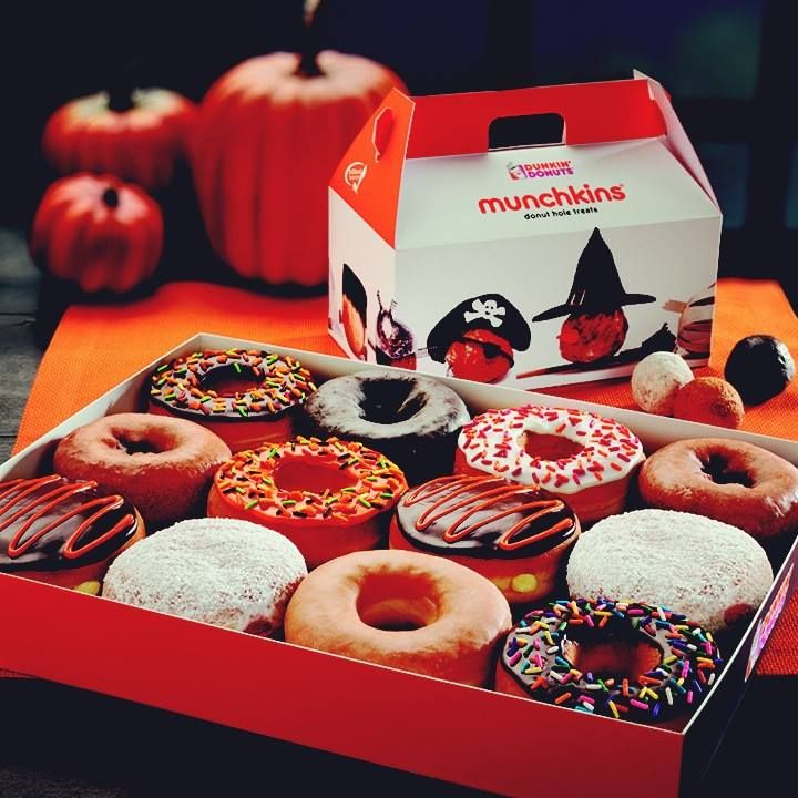 Dunkin Donuts clipart sweet food Best Halloween make candy my