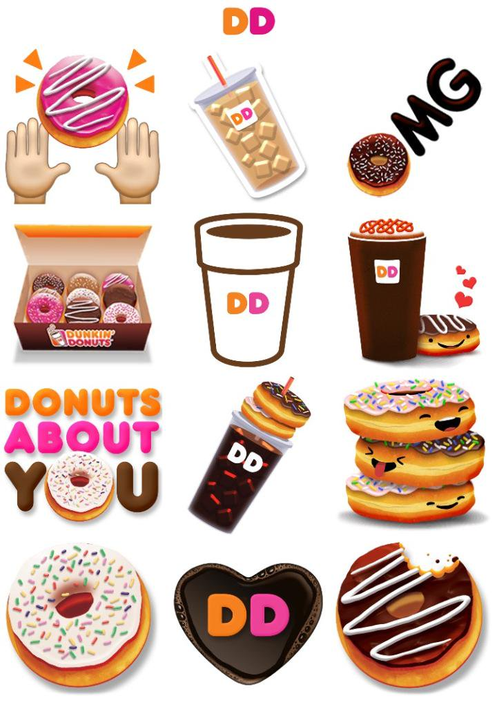 Dunkin Donuts clipart sweet food  Georgia! 2016 We Dunkin'