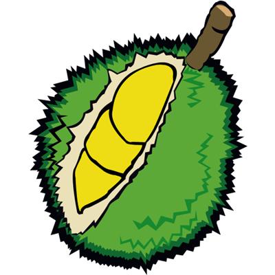 Rambutan clipart Durian clip Durian clipart NiceClipart