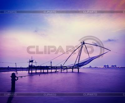 Dusk clipart kerala Kochi Dmitry sunset Kochin Images