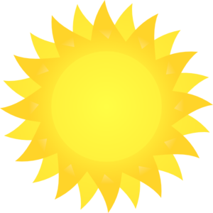 Dusk clipart matahari Deal   Archives