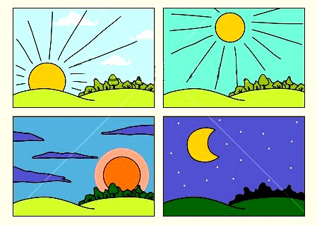 Night Sky clipart afternoon #14