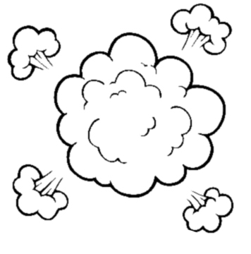 Clouds clipart dust cloud Download Clipart Clipart Dust –