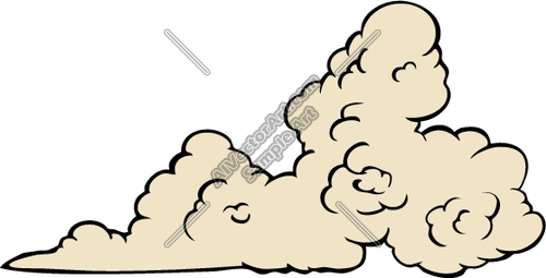 Clouds clipart dust cloud Art Clipart Clip Free Download