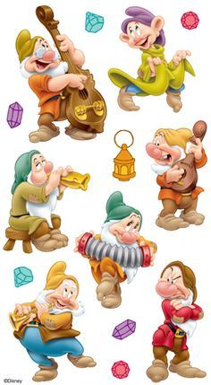 Dwarf clipart baby Dwarfs Collection Characters Cartoon Images