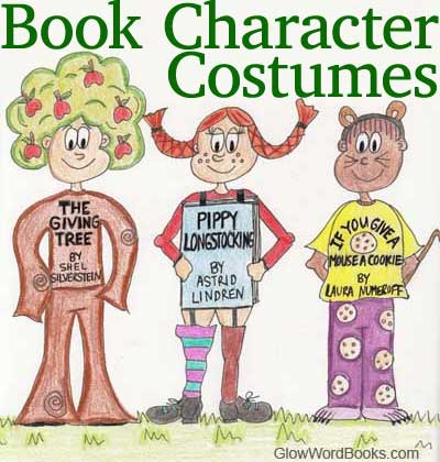 Costume clipart book character #1