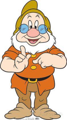 Dwarf clipart personality Seven Doc Snow Seven Doc