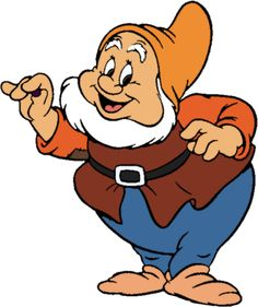 Dwarf clipart personality On Disney Foods this Snow