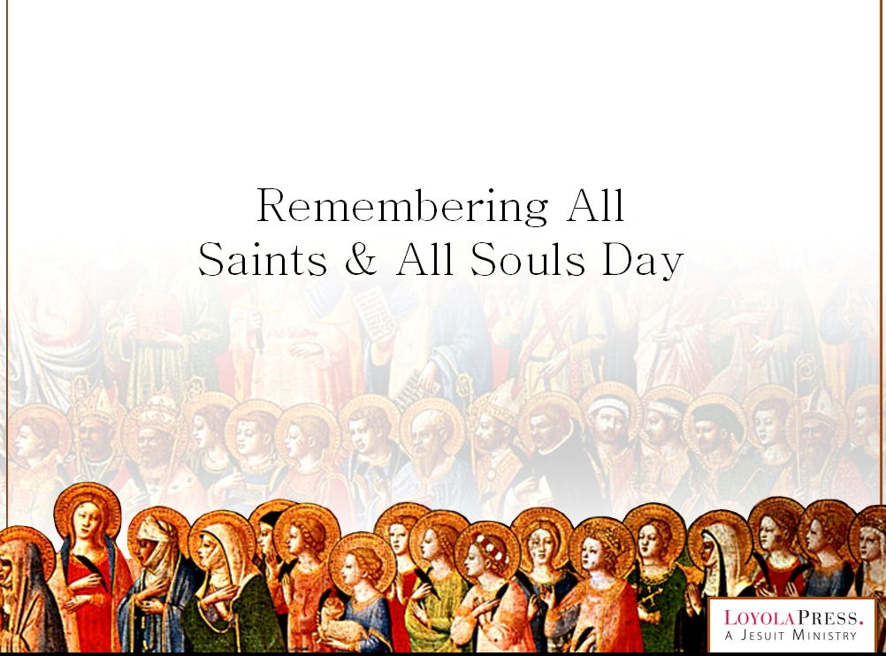 Dying clipart all souls day & with Reflections org Tagle's