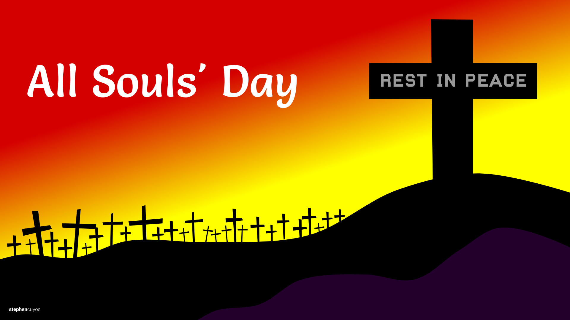 Dying clipart all souls day Saints' Day Sphere All All