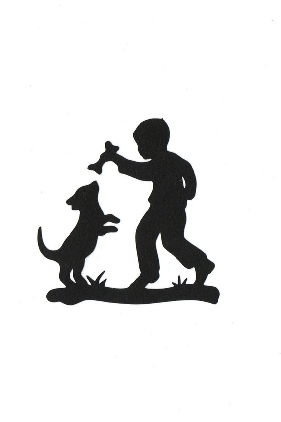 Dying clipart dog Scrap his and his cut