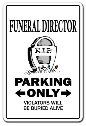 Dying clipart funeral director Directors Sign Sign about ideas