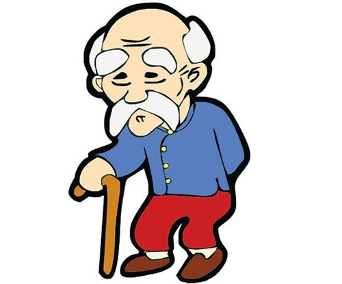 Dying clipart grandpa Word word What Quora the