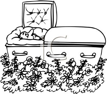 Dying clipart grandpa When  in Writing Sky: