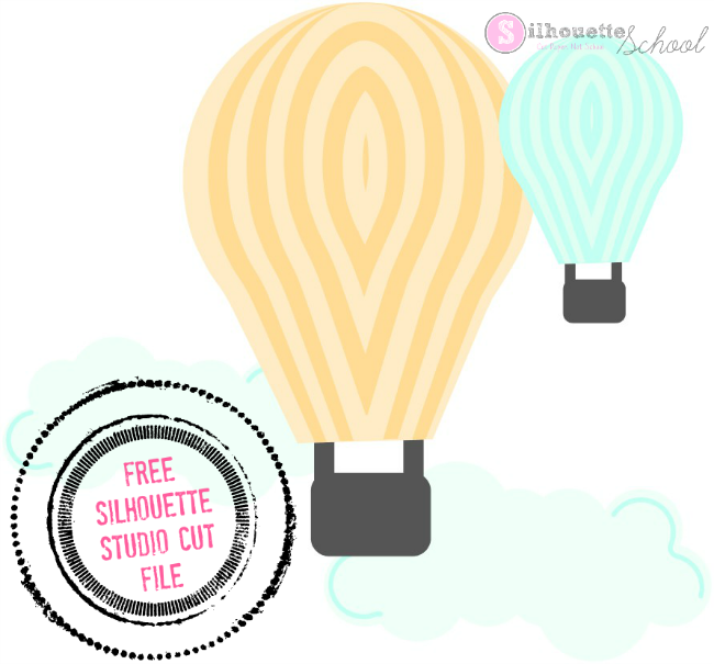 Dying clipart hot summer 2017 hot balloon designs silhouette