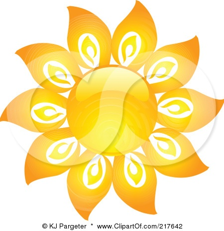 Dying clipart hot summer Images Sun 13 (RF) Illustration