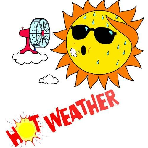 Lounge clipart hot day Hot funny quotes best weather