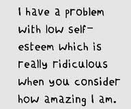 Dying clipart low self esteem With once struggled my and