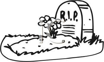 Dying clipart rip Story! 2011 Blog Spring Semester