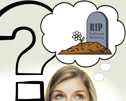 Dying clipart rip Is TopRight Dead? Traditional Marketing