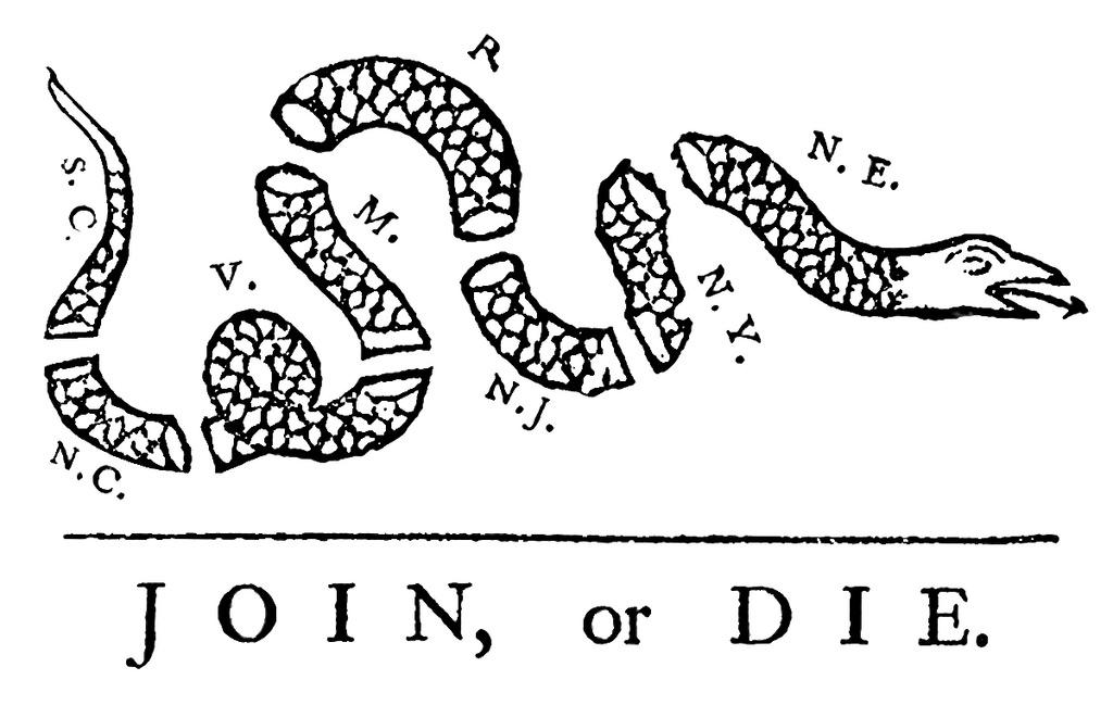 Revolution clipart american revolution JOIN cartoon by or original