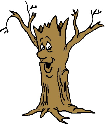 Face clipart tree #1
