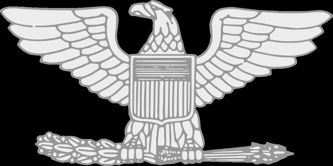 Cornol clipart army officer File:US O6 insignia insignia O6