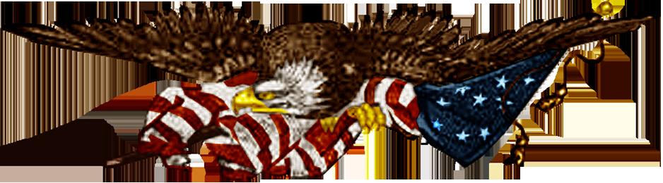 Bald Eagle clipart patriotic And Clipart Eagle Bald Clipart