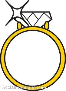 Diamond clipart diamond ring Clipart Clipart Clip Ring Images