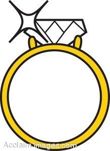 Diamond clipart diamond ring Art Clipart Clip Ring Diamond
