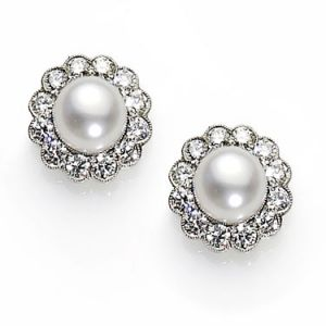 Pearl clipart australian Earrings jewellery 1 1920s cluster
