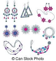 Earrings clipart vector (3 clip Vector art 3