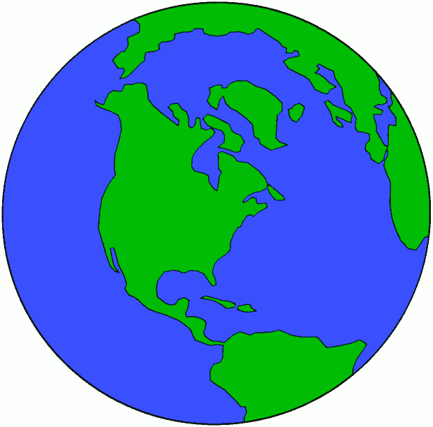 Planet Earth clipart earth science #3