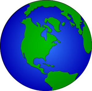 Geography clipart globe Free Earth Images Clipart Clip