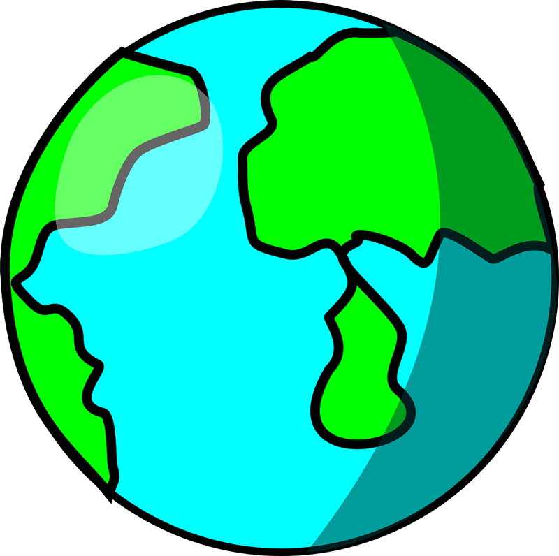Earth clipart Public Domain Use Clip Clip