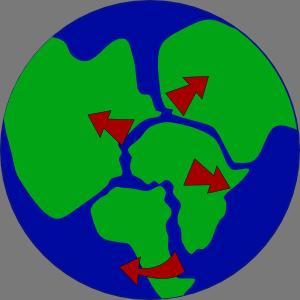 Continent clipart globe Art Breaking Clip Jonadab Up
