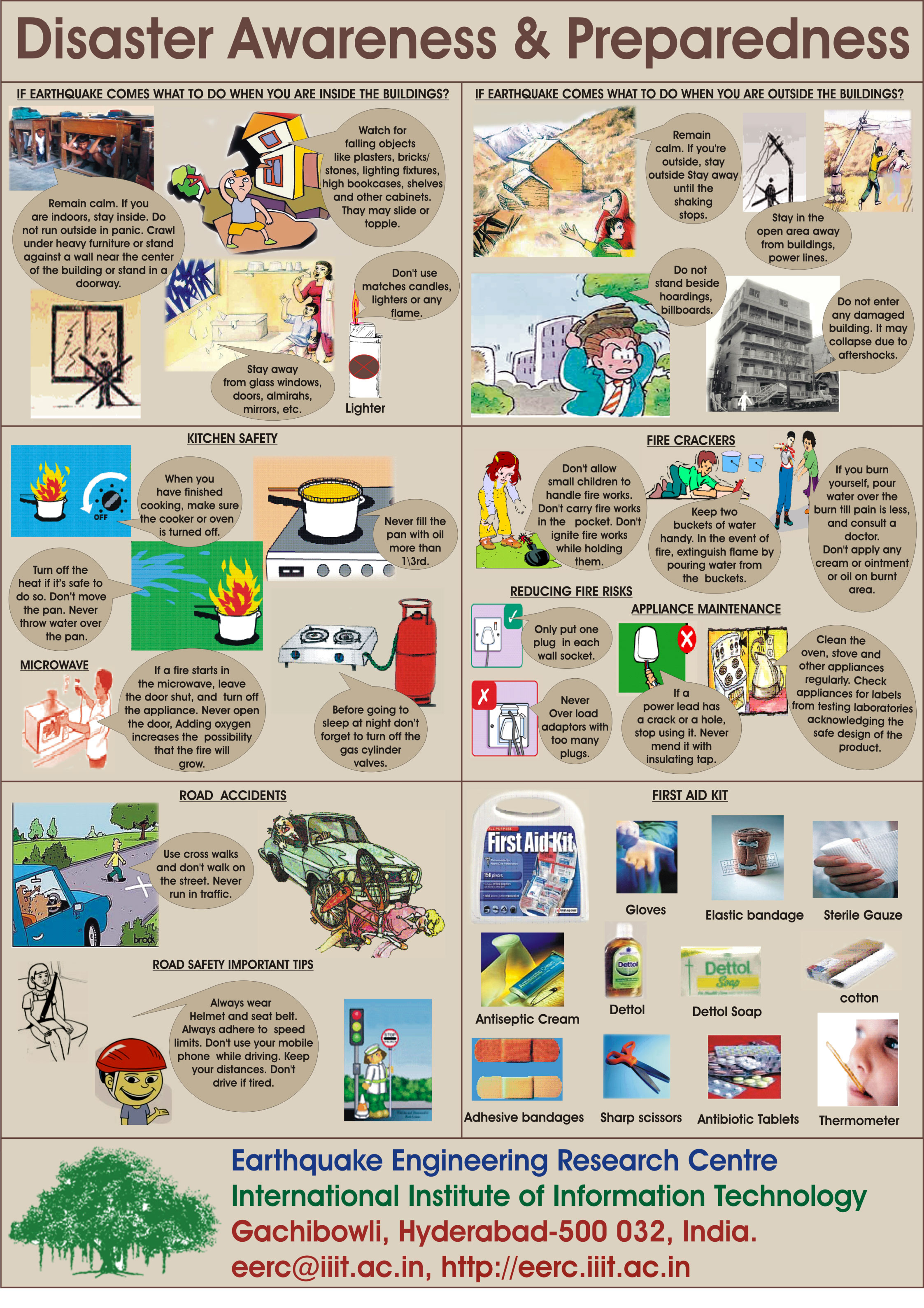 Disaster clipart earthquake safety Resistant Guidelines & for ·