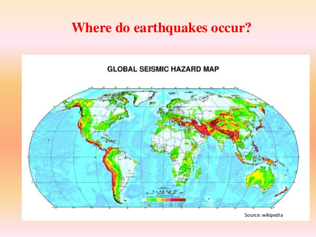 Earthquake clipart global issue  Source: mitigation hazards: 8