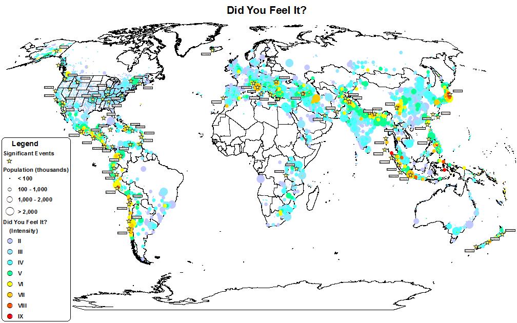 Earthquake clipart global issue Trembling Who feels earthquakes? Earth