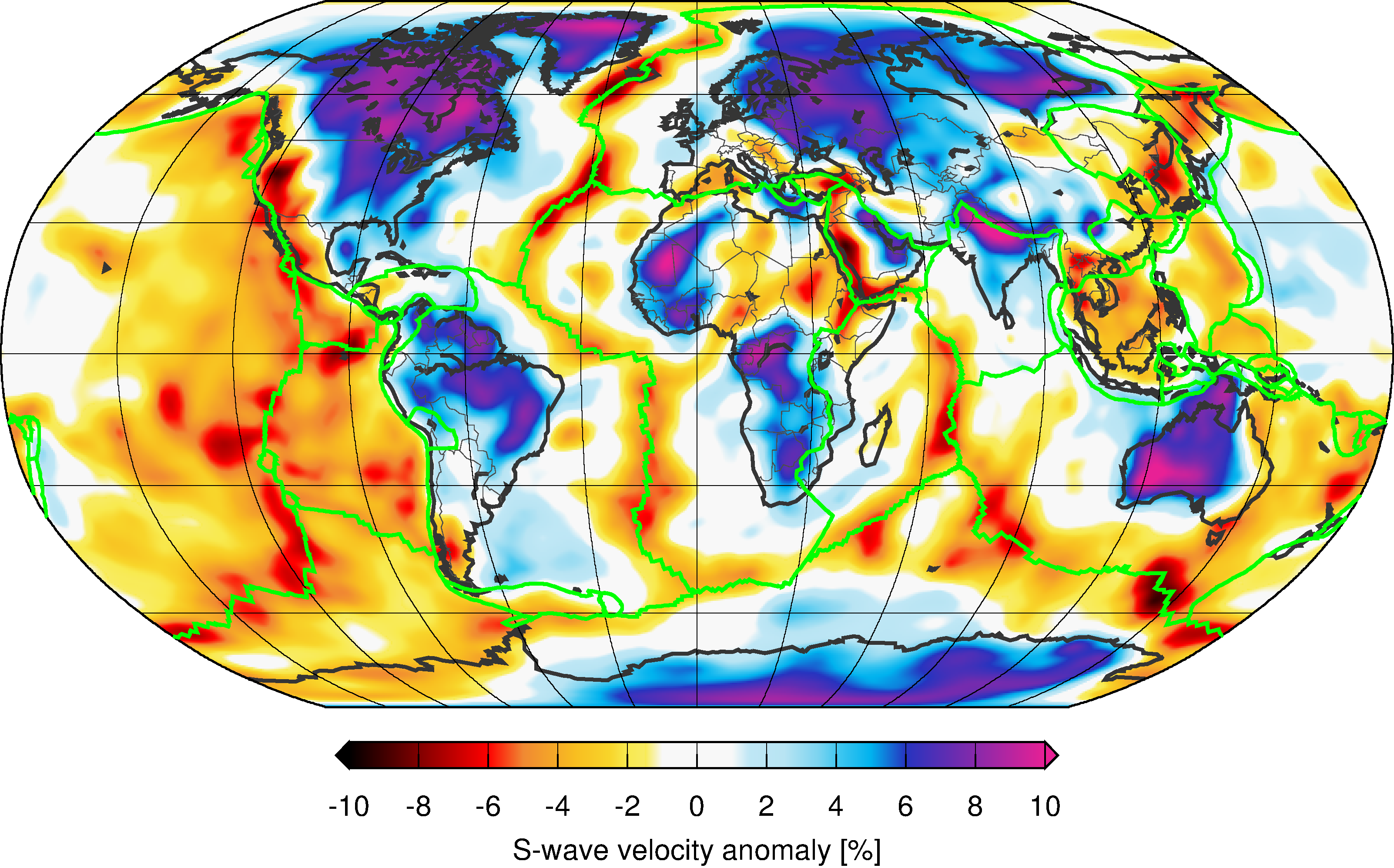Earthquake clipart global issue Global_seismic_tomography Seismology and Local Global
