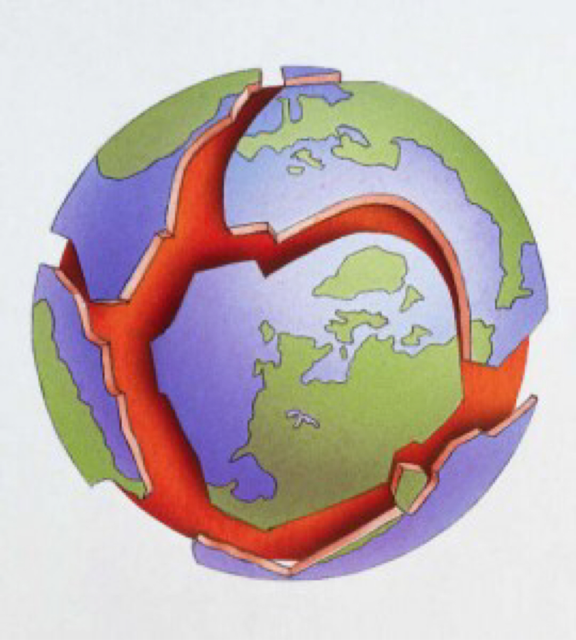 Earthquake clipart plate tectonic Tectonic Camryn by Silk