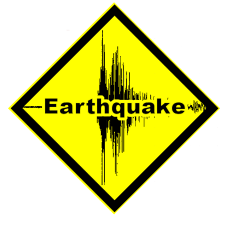 Earthquake clipart transparent Earthquake 8 Travelandtourworld faces felt