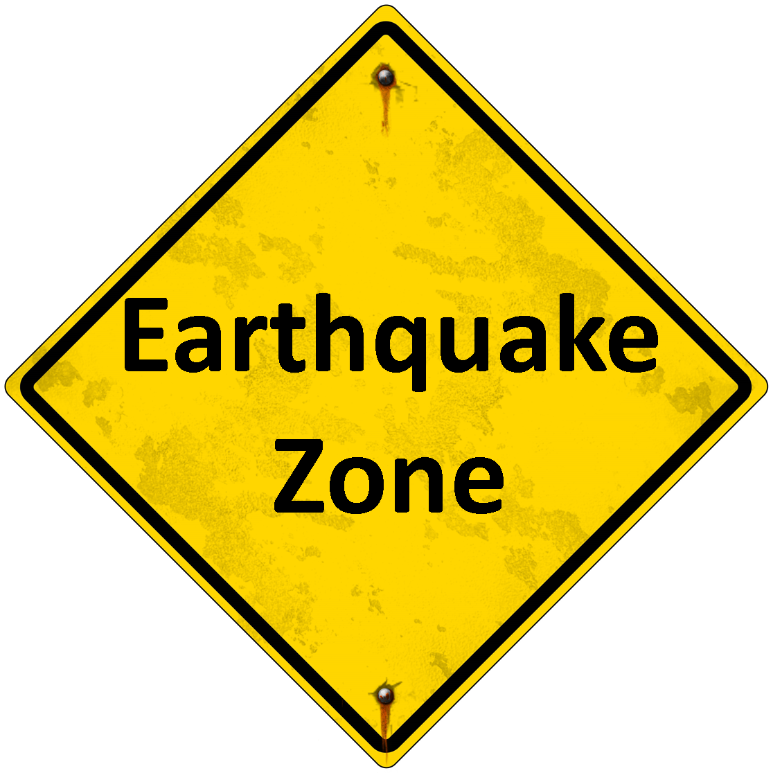 Earthquake clipart zone Homepage George's the schools news