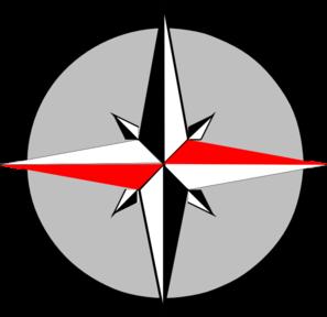 East clipart Compass & vector online online