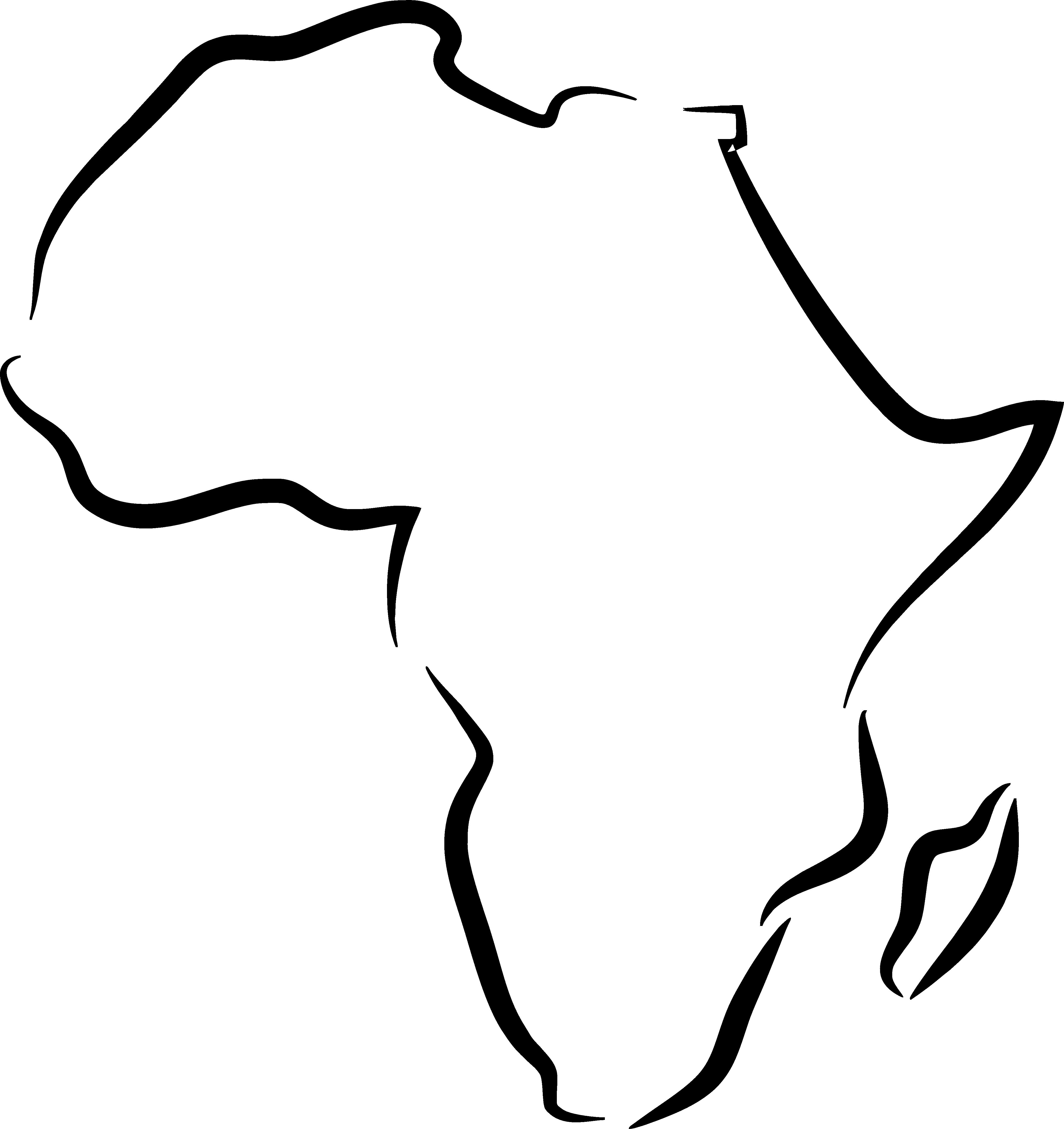 Continent clipart africa Clipart Art Clip Image Clip